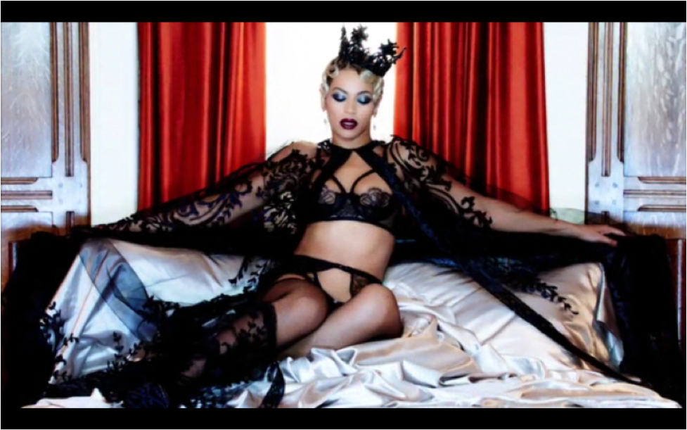 beyonce haunted agent provocateur